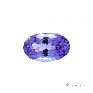 Natural Oval Shape Tanzanite for Sale South Africa