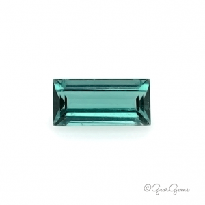 Natural Rectangular Step Cut Tourmaline Gemstones for Sale South Africa