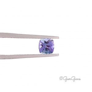 Natural Square Cushion Shape Tanzanite for Sale South Africa