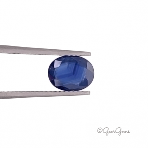 Natural Oval Shape Blue Sapphire Gemstones for Sale South Africa