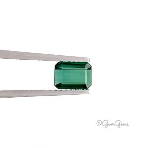 Natural Modified Emerald Cut Tourmaline for Sale South Africa