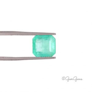 Natural Square Octagon Emerald Gemstones for Sale South Africa