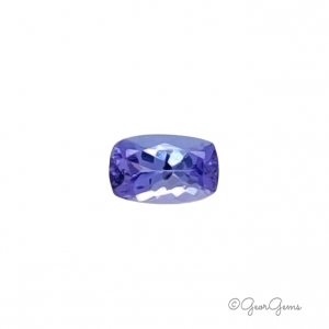 Natural Rectangular Cushion Shape Tanzanite for Sale South Africa