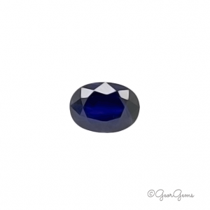 Natural Oval Blue Sapphire Gemstones for Sale South Africa