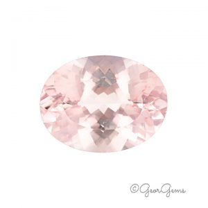 Natural Oval Shape Pink Morganite for Sale South Africa