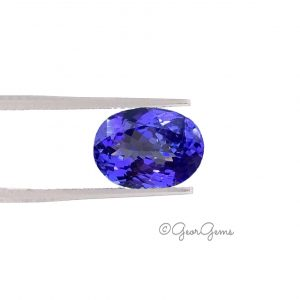 Natural Oval Shape Tanzanite Gemstones for Sale South Africa