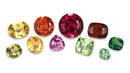 Natural Garnet Gemstones for Sale South Africa