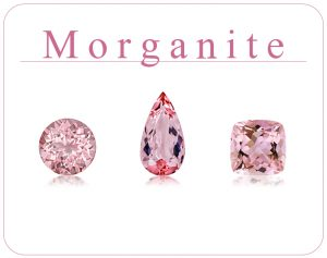 Natural Morganite Gemstones for Sale South Africa