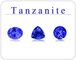 Natural Tanzanite Gemstones for Sale South Africa