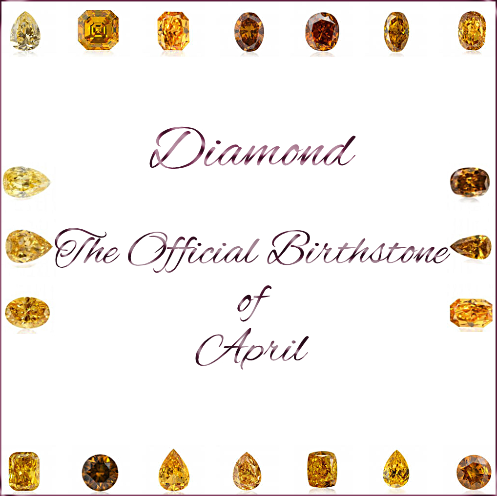 The Official Birthstone of April: Diamond! Natural Diamond Gemstones for Sale South Africa
