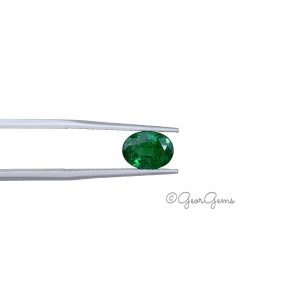 Natural Oval Shape Emerald Gemstones for Sale South Africa