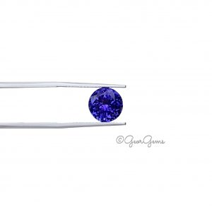Natural Round Shape Tanzanite Gemstones for Sale South Africa