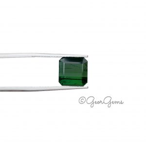 Natural Emerald Cut Tourmaline Gemstones for Sale South Africa