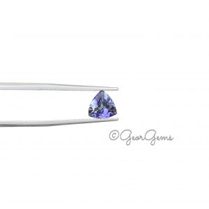 Natural Trillion Shape Tanzanite Gemstones for Sale South Africa
